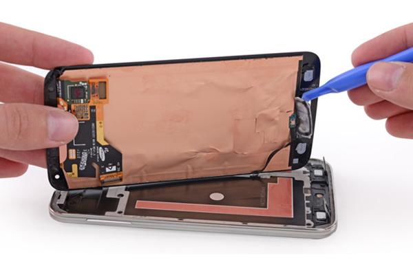 Замена дисплея Samsung S8 в Питере