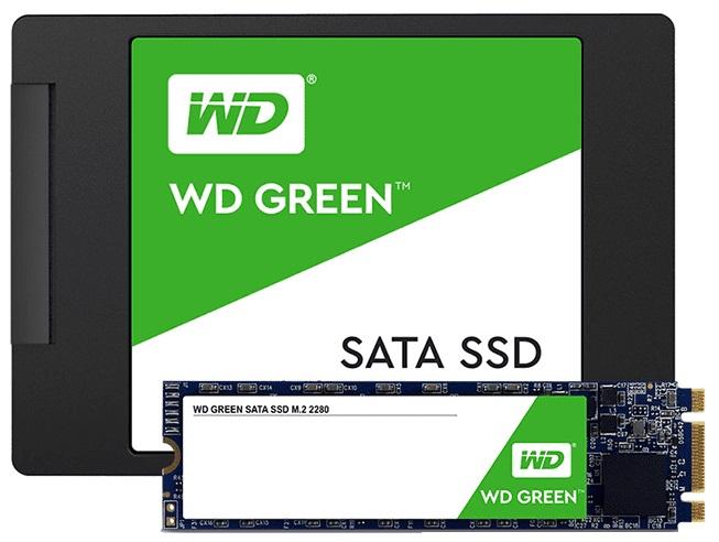 Western Digital M.2 2280 240GB (WDS240G2G0B)