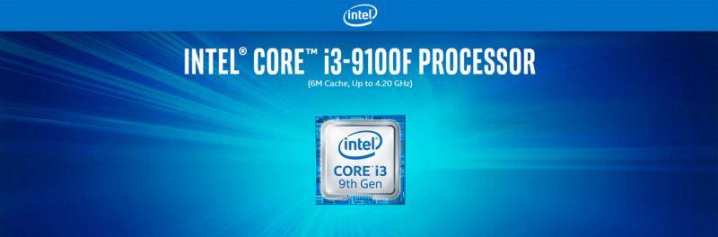 Процессор Core i3-9100F (BX80684I39100F) - купить в Киеве, Харькове,  Одессе, Украине - цена, отзывы | AKS.ua
