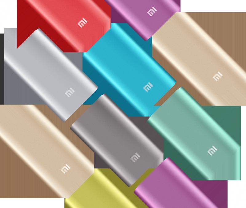 Портативная батарея Xiaomi 5000 mAh «Серебристая»