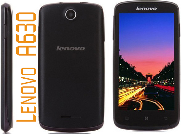 Lenovo A630 IdeaPhone