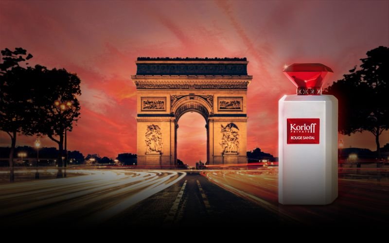 Характеристики Korloff Paris PRIVATE ROUGE SANTAL Туалетная вода Тестер 88  ml 8b918d261de27