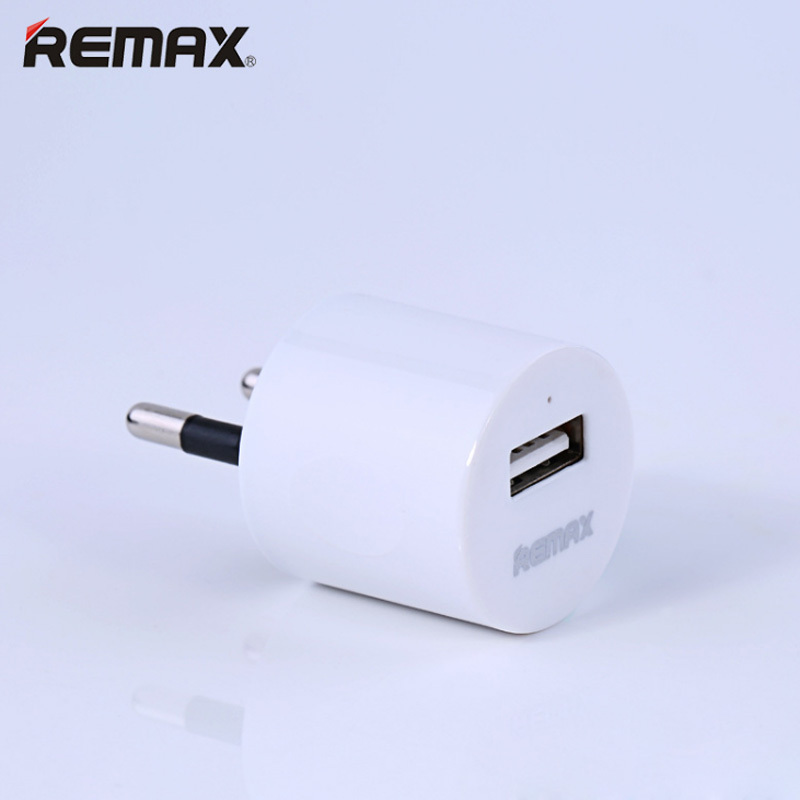 Remax mini Euro charger 1A